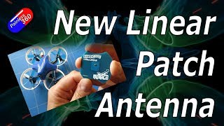 MenaceRC Bandicoot Linear Patch FPV Antenna