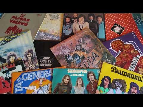 Magyar Rock válogatás 1970-80