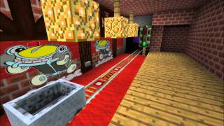 Minecraft Roger Rabbits Cartoon Spin