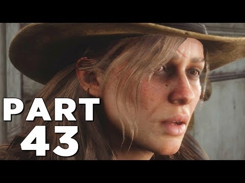 RED DEAD REDEMPTION 2 Walkthrough Gameplay Part 43 - SADIE (RDR2)