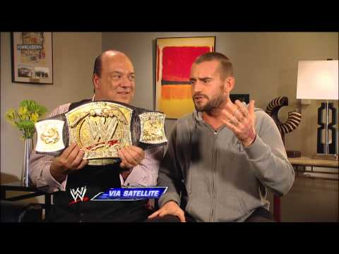 The Rock engages in a war of words with CM Punk: SmackDown, Feb. 15, 2013