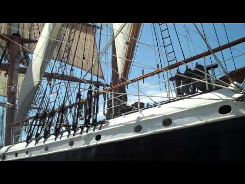 Pirate at San Diego Maritime Museum, California; HD