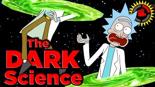 Film Theory: The Dark Science of Rick and Morty's Portal Gun! ft. Neil deGrasse Tyson