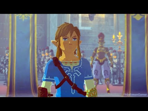 Zelda: Breath of the Wild - The Champions' Ballad DLC: All Lost Memories & Cutscenes