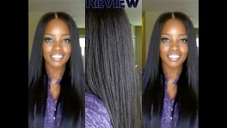 Peerless Virgin Hair   Peruvian Straight Review!