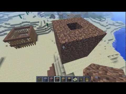 Automatic and Semi-Auto Iron Golem Farm Minecraft Tutorial (Works in 1.5.2)