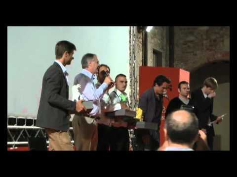 Bobbio film festival 06/08/2011, Premiazione Finale (parte 2)