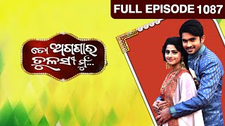 To Agana Ra Tulasi Mu - Episode 1087 - 13th September 2016
