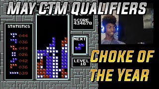 CTM May Qualifiers High Score game!