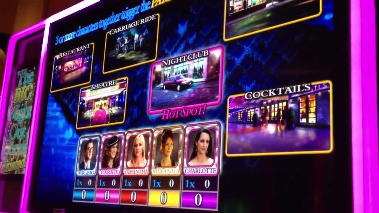 play sex in the city slots free online