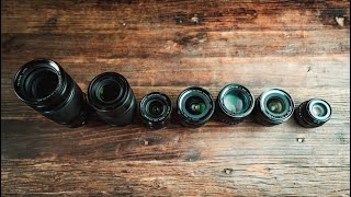 "After Two Years of Fuji, My ""Final"" Fuji Lens Lineup"