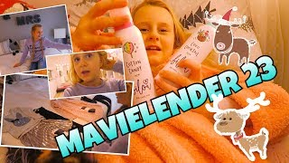 Mavielender 23 Shopping Haul Adventskalender Vlogmas | MaVie