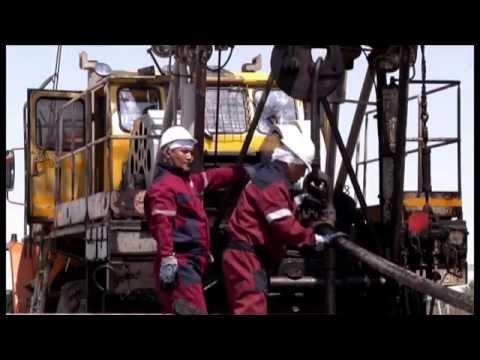Документальный фильм История нефтяной промышленности Казахстана.