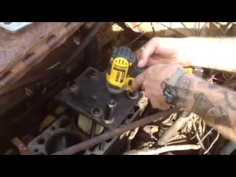 Unsticking A Stuck Engine