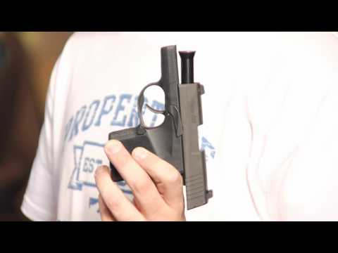 SIG Sauer P290 Sub-Compact 9MM Review on The Firearms Channel