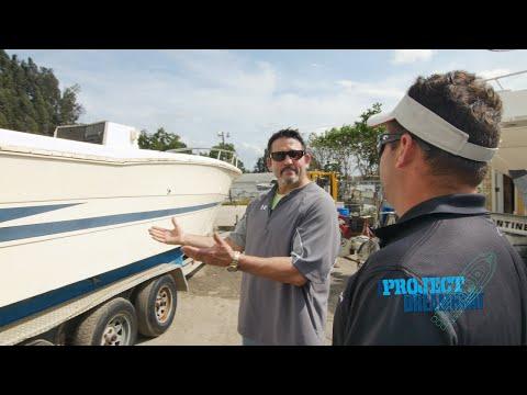 Florida Sportsman Project Dreamboat - 25 Hydra-Sports Intro, Custom Contender
