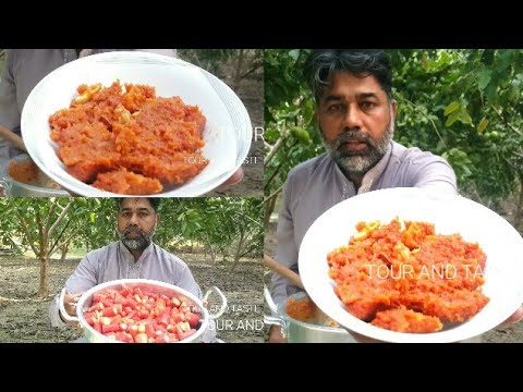 Gajar Ka Halwa Bnane Ka Assan Tareqa/Easy And Delicious Homemade Carrot Halwa/Mubarik Ali