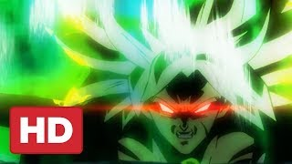 Dragon Ball Super: Broly Movie Trailer (English Dub Reveal) - Comic Con 2018