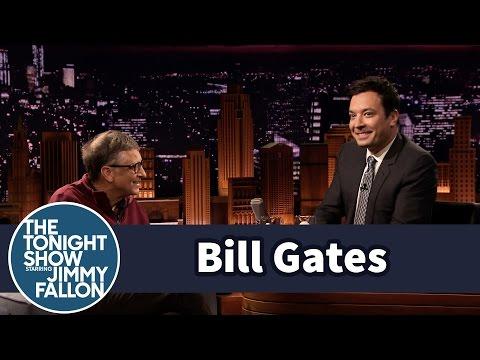 Bill Gates លេងមួយក្បាច់ បោកឲ្យពិធីករដ៏ល្បីម្នាក់ផឹកទឹកចម្រាញ់ចេញពីលាមកមនុស្ស!