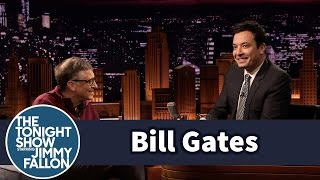 Bill Gates and Jimmy Drink Poop Water