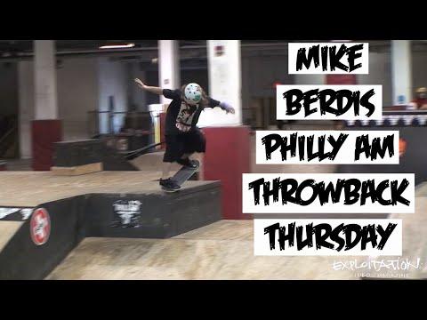mike berdis philly am throwback thursday