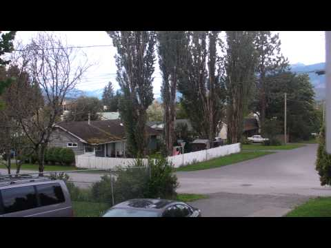 Strange Sounds in Terrace, BC Canada August 29th 2013 7:30am (Vid#1) klip izle