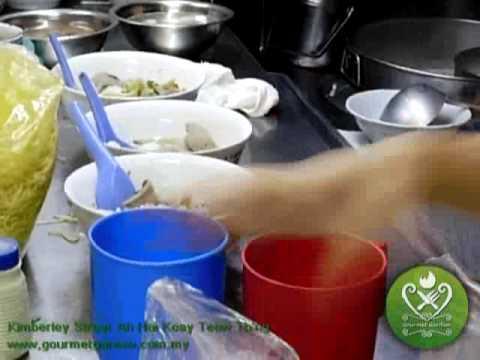 Penang Street Food-Ah Hai Koay Teow Th'ng at Kimberley Street - 2 of 3