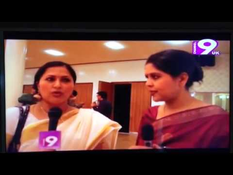 Channel 9 uk News, Diwali 2013 in Kongresshaus Zürich, Switzerland