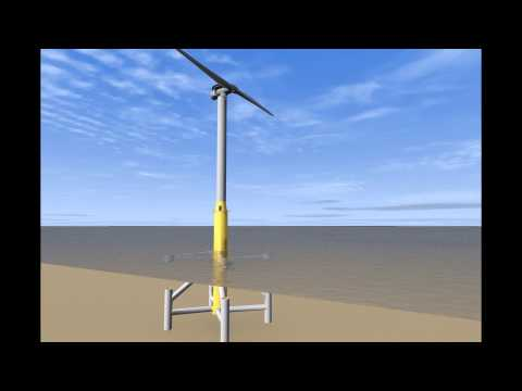 Seawind, the solution in offshore wind energy