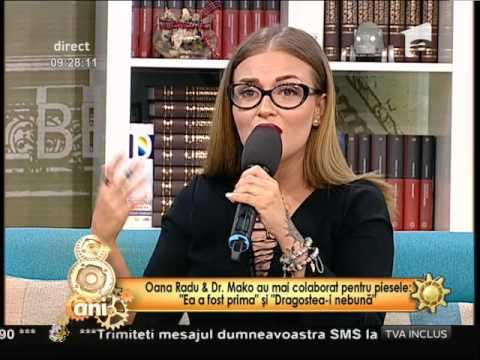 """Oana Radu Lansează Un Nou Single """"Stai"""" împreună Cu Dr Mako şi Doddy"""