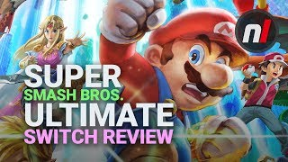 Super Smash Bros. Ultimate Nintendo Switch Review - Is It Worth It?