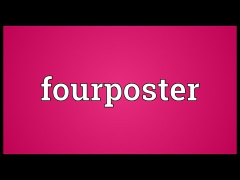 Header of fourposter