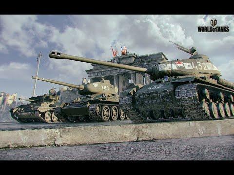 World of Tanks Stream, Раскачегарим эту железяку!
