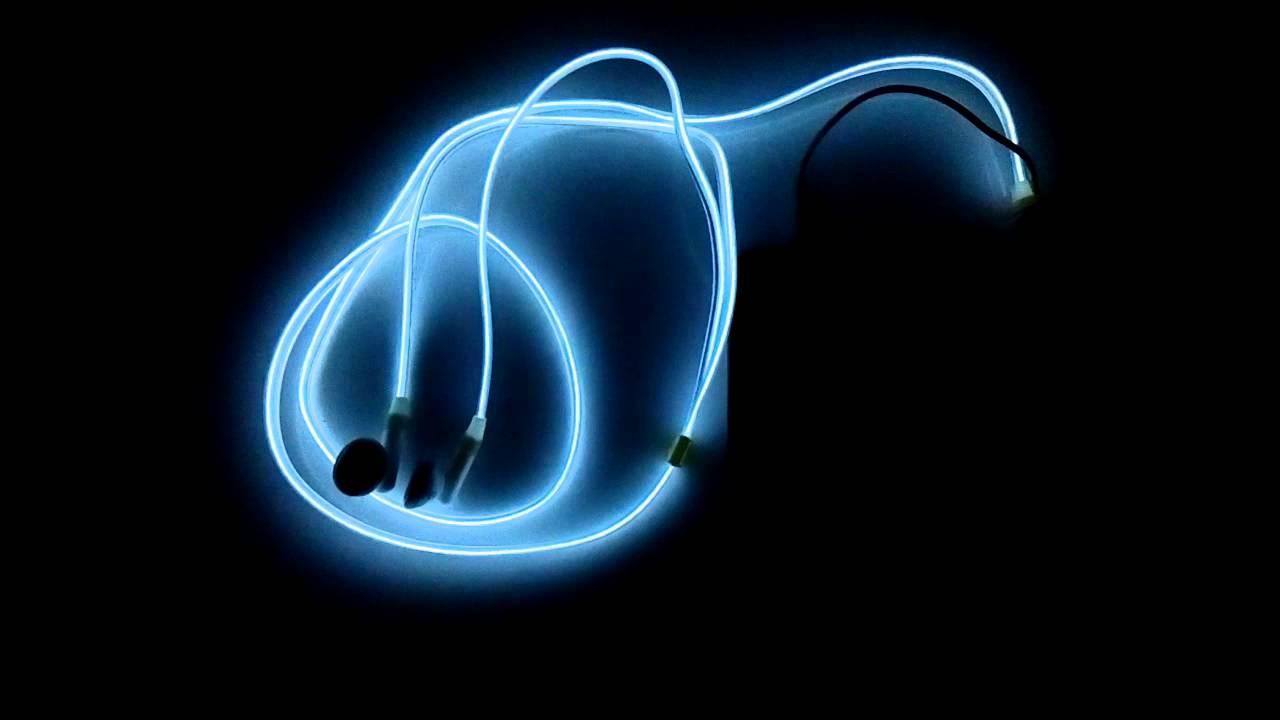 63Как сделать светящиеся наушники своими руками в домашних условиях