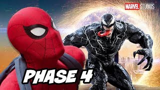 Why Marvel Says Spider-Man Is Out Of MCU - Marvel Phase 4