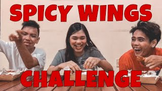 SPICY WINGS CHALLENGE (WITH BRUSKO BROS)