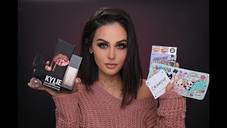 Fall First Impressions Makeup | Huda Beauty, Kylie Jenner, Too Faced & More