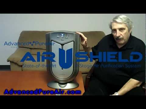 Air Purifier - Advanced Pure - Air Top Rated - Top Reviewed- Air Purifiers