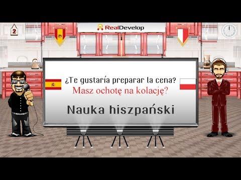 Nauka Hiszpańskiego Online 2 Kurs Hiszpanskiego Online