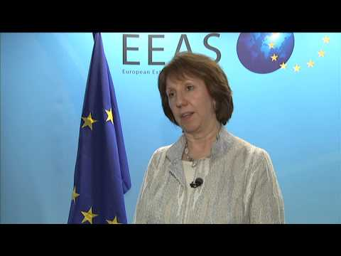 Catherine Ashton statement after the 8th round of the EU facilitated dialogue