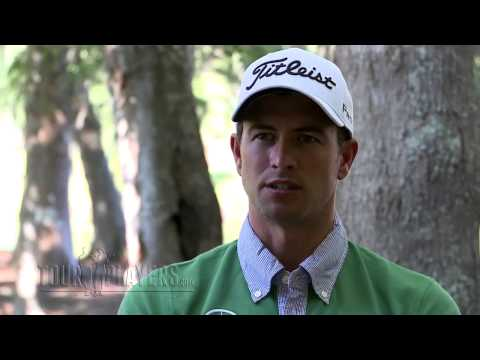 Adam Scott: 2013 Masters Champion Part 1 of 2
