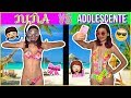 NIÑA VS ADOLESCENTE EN VACACIONES Lulu99 mp3