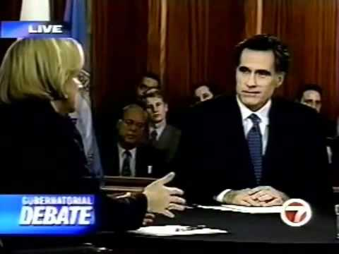 Romney On Abortion - 2002 - Youtub The Great Liar video