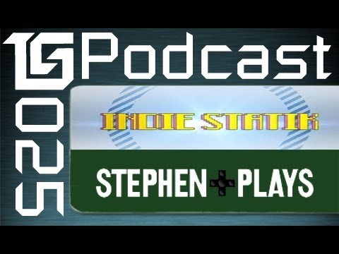 TGS Podcast - #25, hosted by TotalBiscuit, Jesse Cox, StephenPlays and IndieStatik