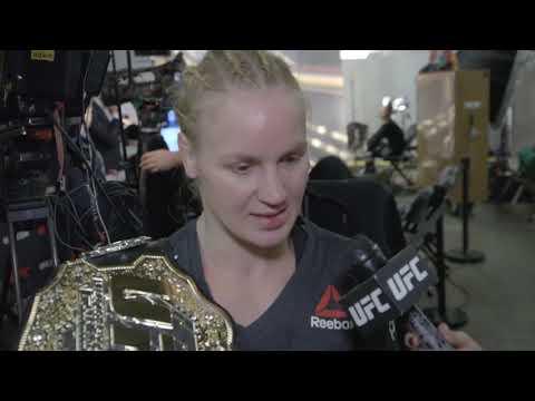 UFC 231 Валентина Шевченко: Я настоящий боец смешанных единоборств