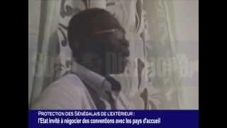 Wax Sa Xalaat | Protection des senegalais de l'exterieur
