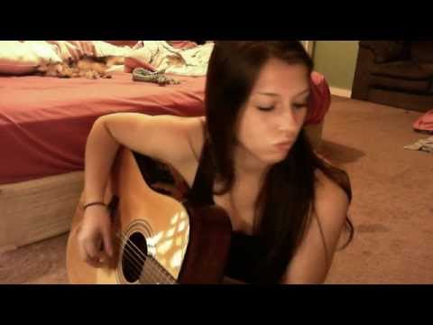 Randy Rogers Band- Kiss me in the dark (cover)