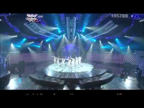 Shinwa - Top [teen Top Vs Infinite (vs Snsd?)] video