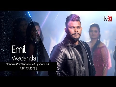 Dream Star Season VIII | Final 14  Emil Wadanda ( 29-12-2018 )