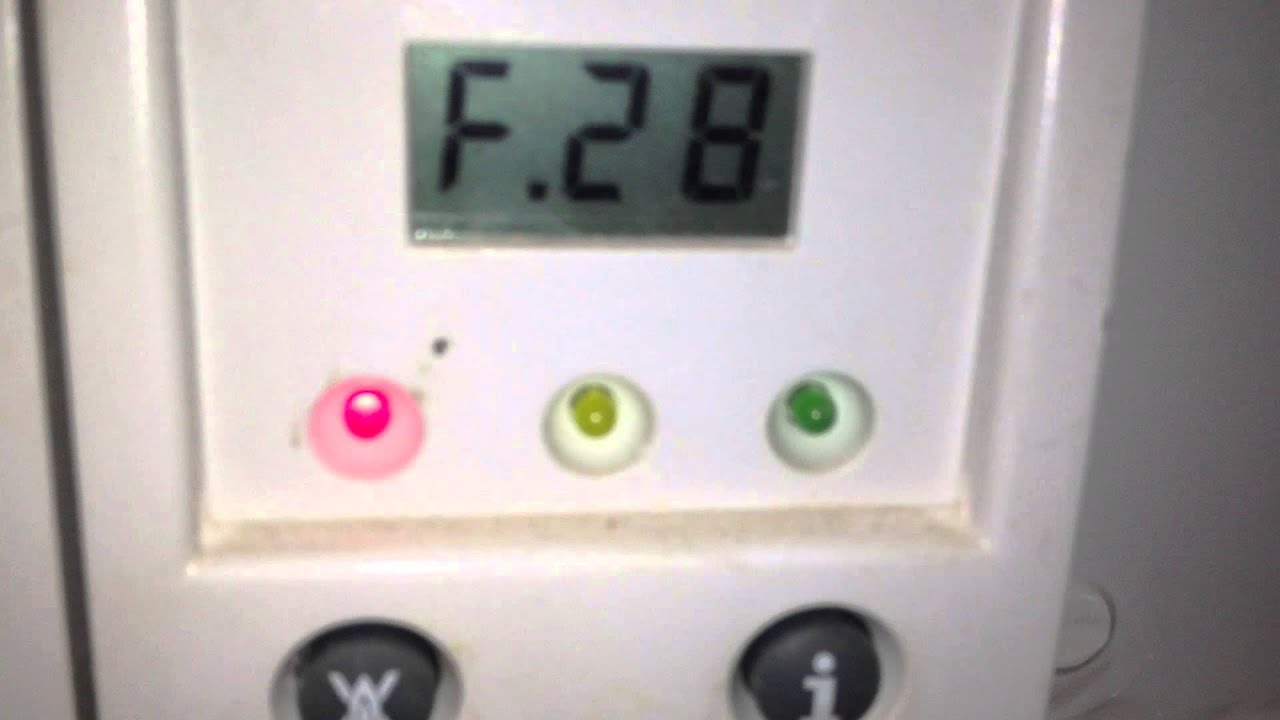 Плата ремонт котла вайлант сразу ошибка f28